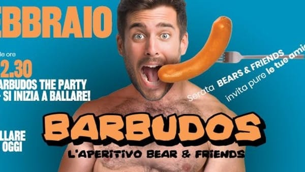 Barbudos: l'aperibear & friends al Flexo Padova