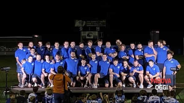 Presentazione squadre Valsugana rugby, Lorenzoni: «Avere ragazzi formati dallo sport è un valore per tutti»