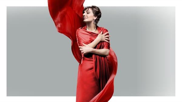 """Callas in concert""""The Hologram Tour"""" al gran teatro Geox"""