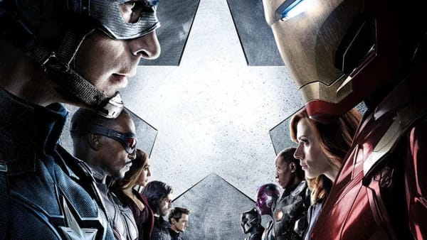 """Captain America: Civil War"" in proiezione ad Abano Terme"