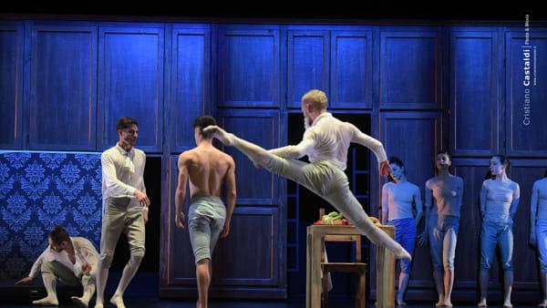 """Prospettiva danza-teatro 2017 con """"Rossini Ouvertures"""" al teatro Verdi"""