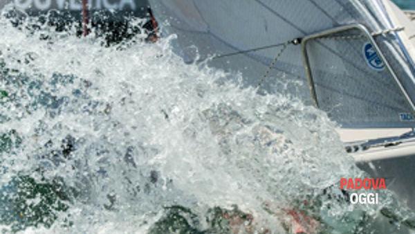 sail for aid 2015, prima edizione della regata, doppia vittoria.-3