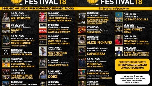 Sherwood Festival 2018 2-2
