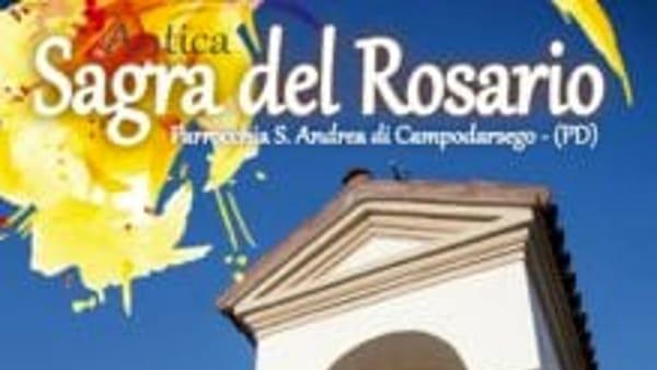Antica sagra del Rosario a Campodarsego
