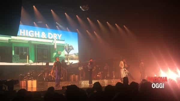 Kylie Minogue e il suo show al Geox