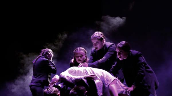 Damndancers, Hip Hop Tripolare: spettacolo al Teatro ai Colli