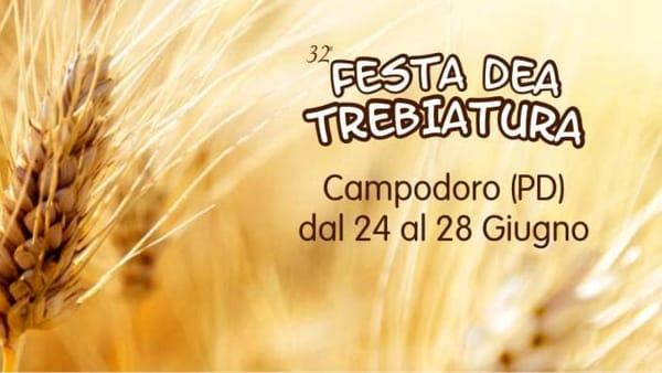 """""""Festa dea Trebiatura"""" a Campodoro"""