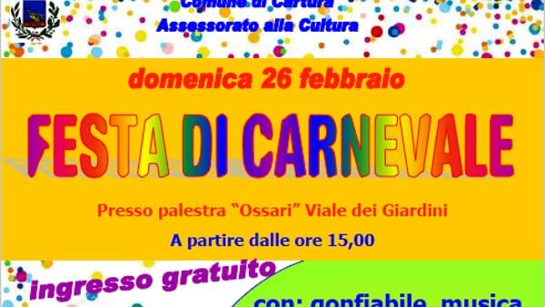 Festa di Carnevale a Cartura