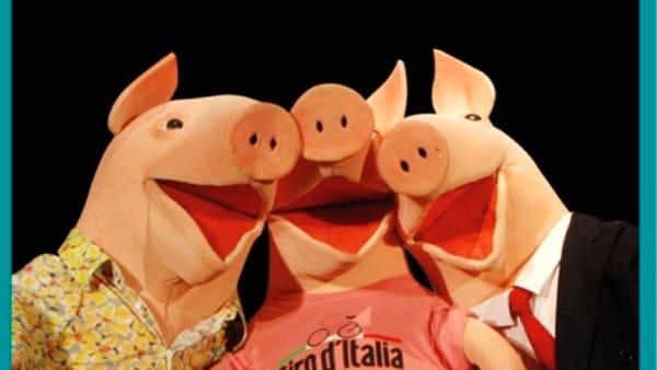 """Spettacolo """"I tre porcellini"""" al Corde Palco"""