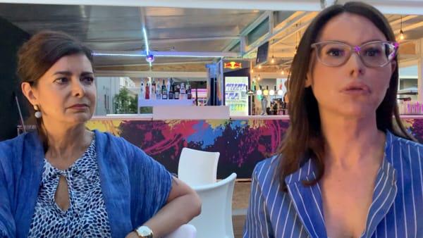Violenza sulle donne: intervista a Laura Boldrini e Lucia Annibali