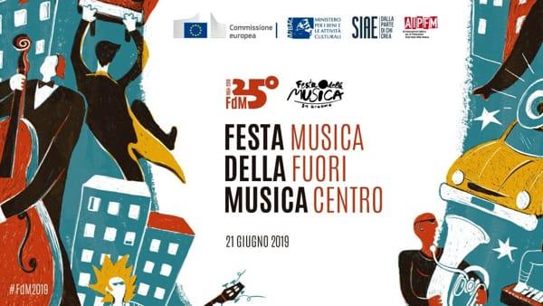 """""""Festa della musica"""" a Montegrotto Terme"""