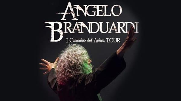 """Angelo Branduardi al Gran teatro Geox con """"Il cammino dell'anima"""""""