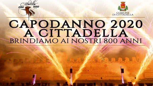 Capodanno 2020 a Cittadella