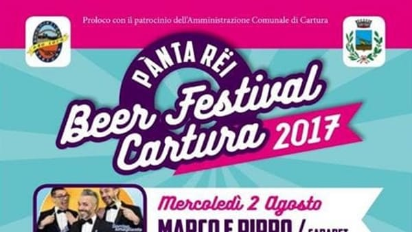 Beer Festival - Pàntarei Beer Festival a Cartura