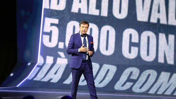 Davide Passero, AD Alleanza Assicurazione