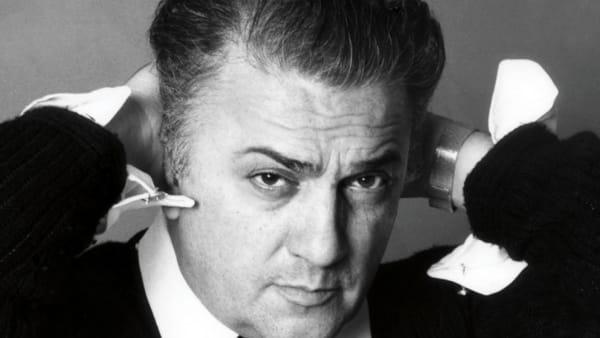 """Mostra """"Verso il centenario. Federico Fellini 1920-2020"""" ai musei civici agli Eremitani"""