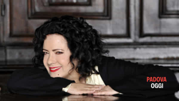 Antonella Ruggiero in concerto a Padova per il Giugno Antoniano