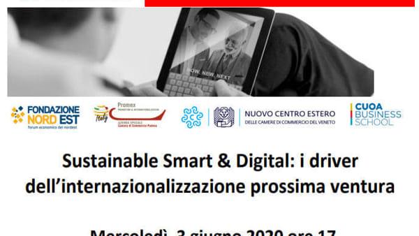 """Webinar: """"Il ruolo dell'innovazione digitale nelle strategie di internazionalizzazione"""""""