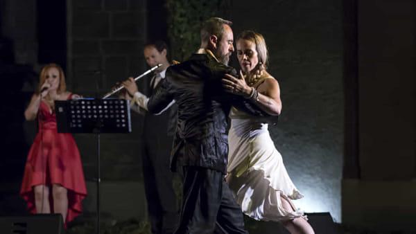 Presentazione del corso di tango argentino a Padova