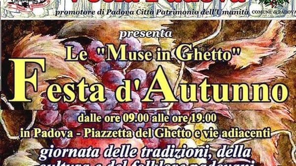 """""""Muse in Ghetto"""", festa d'autunno"""