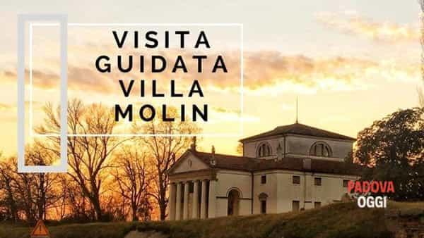Visita guidataa Villa Molin diMandria
