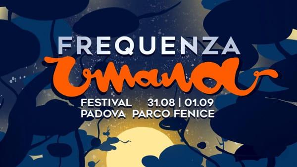 """Festival """"Frequenza umana"""" al parco Fenice: spettacoli, conferenze, balli, concerti e laboratori"""