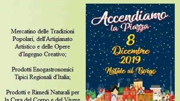 """A Vigonza la manifestazione """"Accendiamo la piazza - Natale al Borgo"""""""