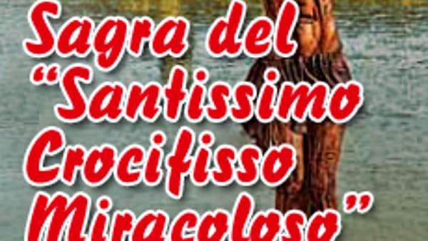 Sagra del Santissimo Crocifisso miracoloso a Boara Pisani