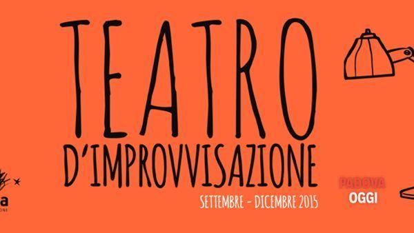 """Improvvisazione teatrale """"Impro' Nord vs Centro"""" al Teatro ai Colli"""