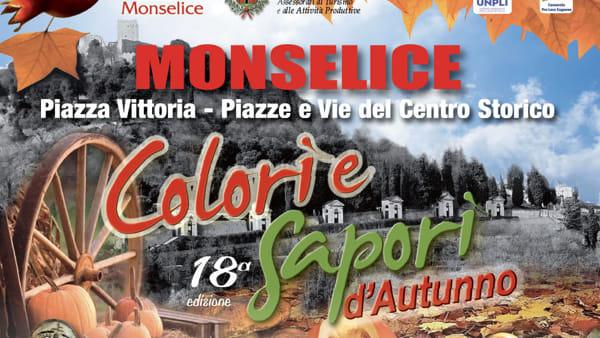 """""""Colori e sapori d'autunno"""" a Monselice"""