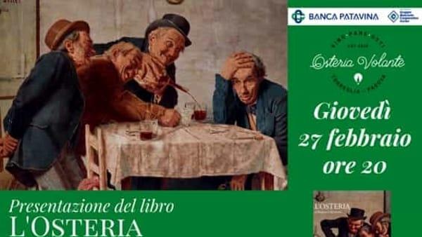 """""""L'osteria come una volta"""", cultura e musica a Torreglia"""