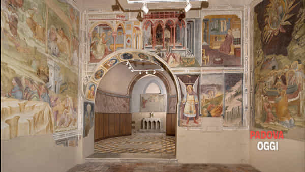 Padova urbs picta: visita guidata all'Oratorio di San Michele