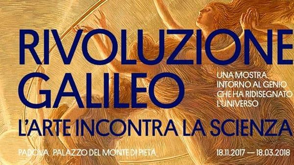"""Mostra """"Rivoluzione Galileo"""" al Palazzo del Monte di Pietà"""
