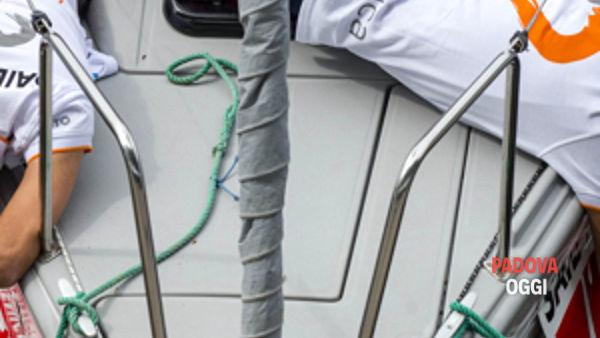 sail for aid 2015, prima edizione della regata, doppia vittoria.-4