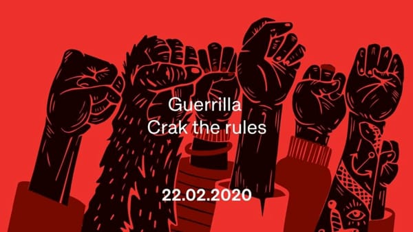 Guerrilla Crak the rules, la festa al birrificio di Campodarsego
