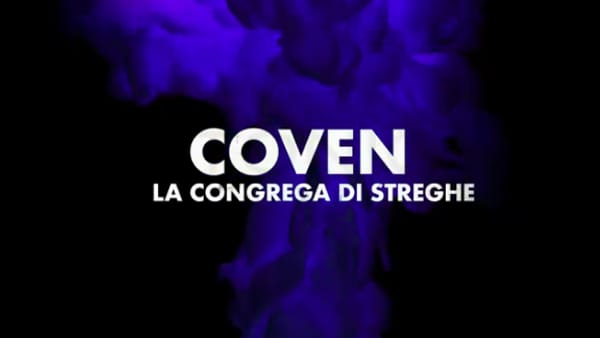 """Coven, la congrega di Streghe"", halloween Fish party"