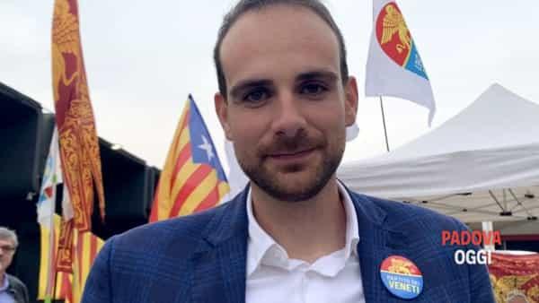 Partito dei Veneti, più di 500 alla kermesse di lancio del nuovo partito