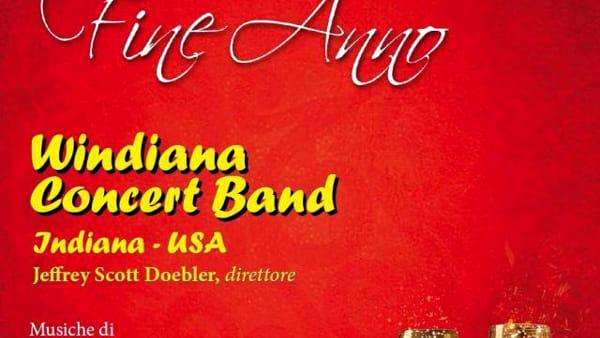 Concerto di fine anno al teatro Quirino De Giorgio