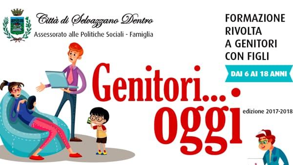 """""""Genitori... oggi"""", formazione per genitori con figli da 14 a 18 anni a Selvazzano"""