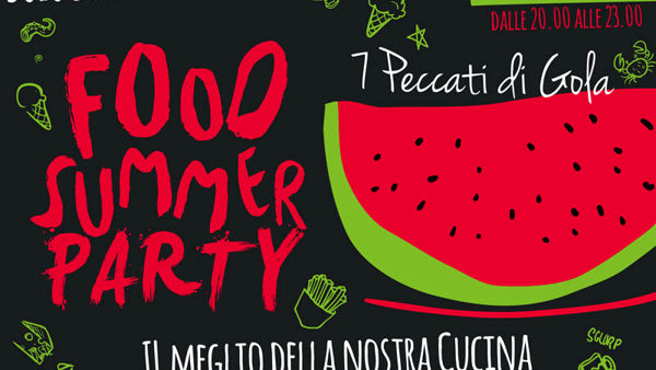 Food Summer Party al Forcellini172 di Padova