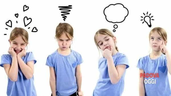 """""""Giocare con le emozioni"""", laboratorio emozionale per bambini a Vigodarzere"""