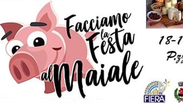 Festa del maiale a Montagnana