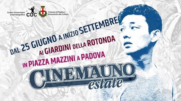 Cinemauno estate 2019, ai Giardini della Rotonda (piazza Mazzini)