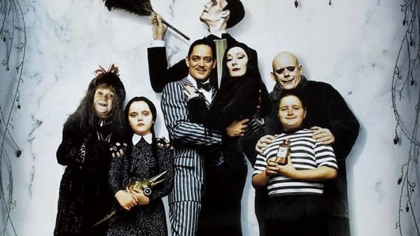 Addams Family Chiosco Halloween Party