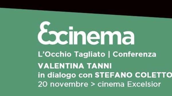 """""""L'occhio tagliato"""" conferenza al Cinema Excelsior"""