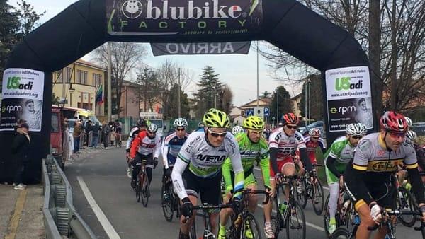 Campionato nazionale Centro Nord di ciclismo su strada a Sant'Angelo di Piove