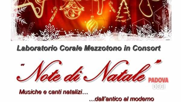 Concerto natalizio per coro e strumenti a Noventa Padovana