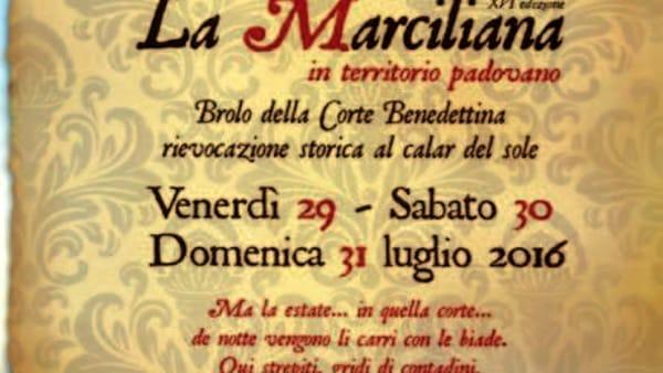"""""""La Marciliana in territorio padovano"""" alla Corte Benedettina di Correzzola"""
