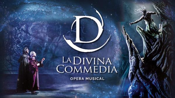 """La divina commedia - Opera musical"" al Gran teatro Geox"