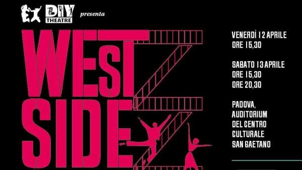 """Padova e Oxford: """"West Side Story"""", spettacolo della DIY Theatre Company al San Gaetano"""